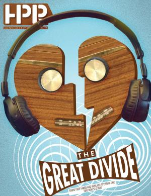The Great Divide: KNDS and Radio Free Fargo