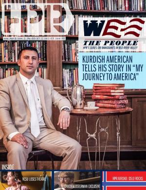 Kurdish American tells his story in 'My Journey to America'