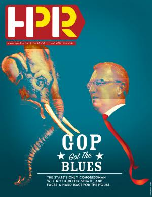 GOP optimism turning blue