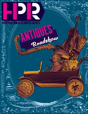 PBS's Antiques ROADSHOW comes to Bonanzaville