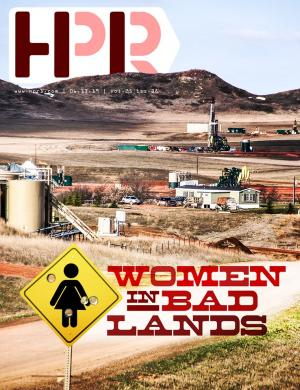 Women in Bad Lands