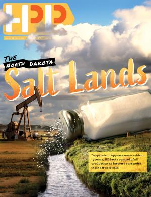 The North Dakota Salt Lands