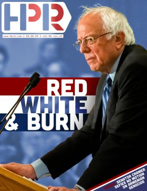 Red, white and Burn