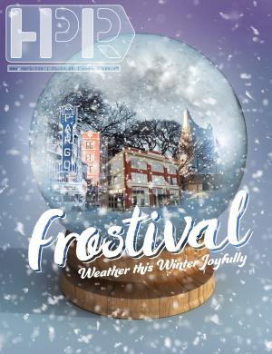 Weather this Winter Joyfully - Frostival 2020!