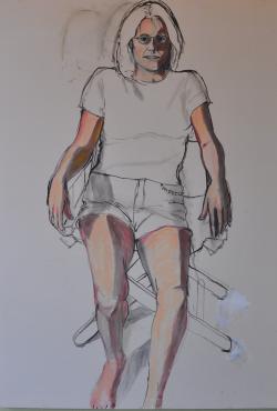 Art by Kim Bromley