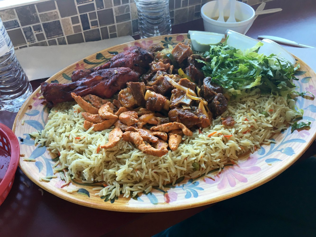 Rugsan cuisine african restaurant high plains reader for African cuisine restaurant