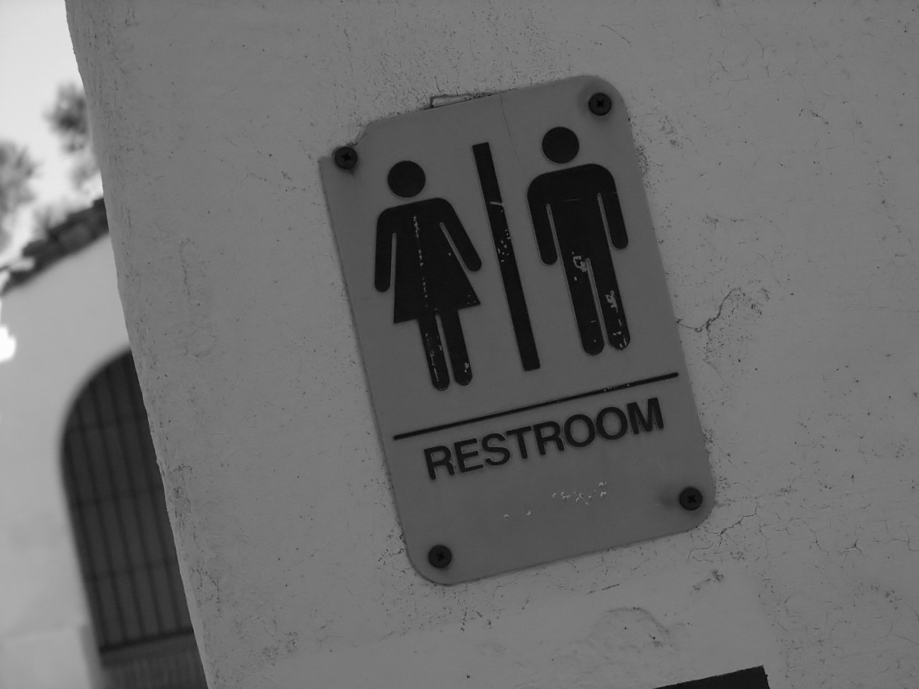 Science, Religion, And Peeing In The Right (Wing) Bathroom