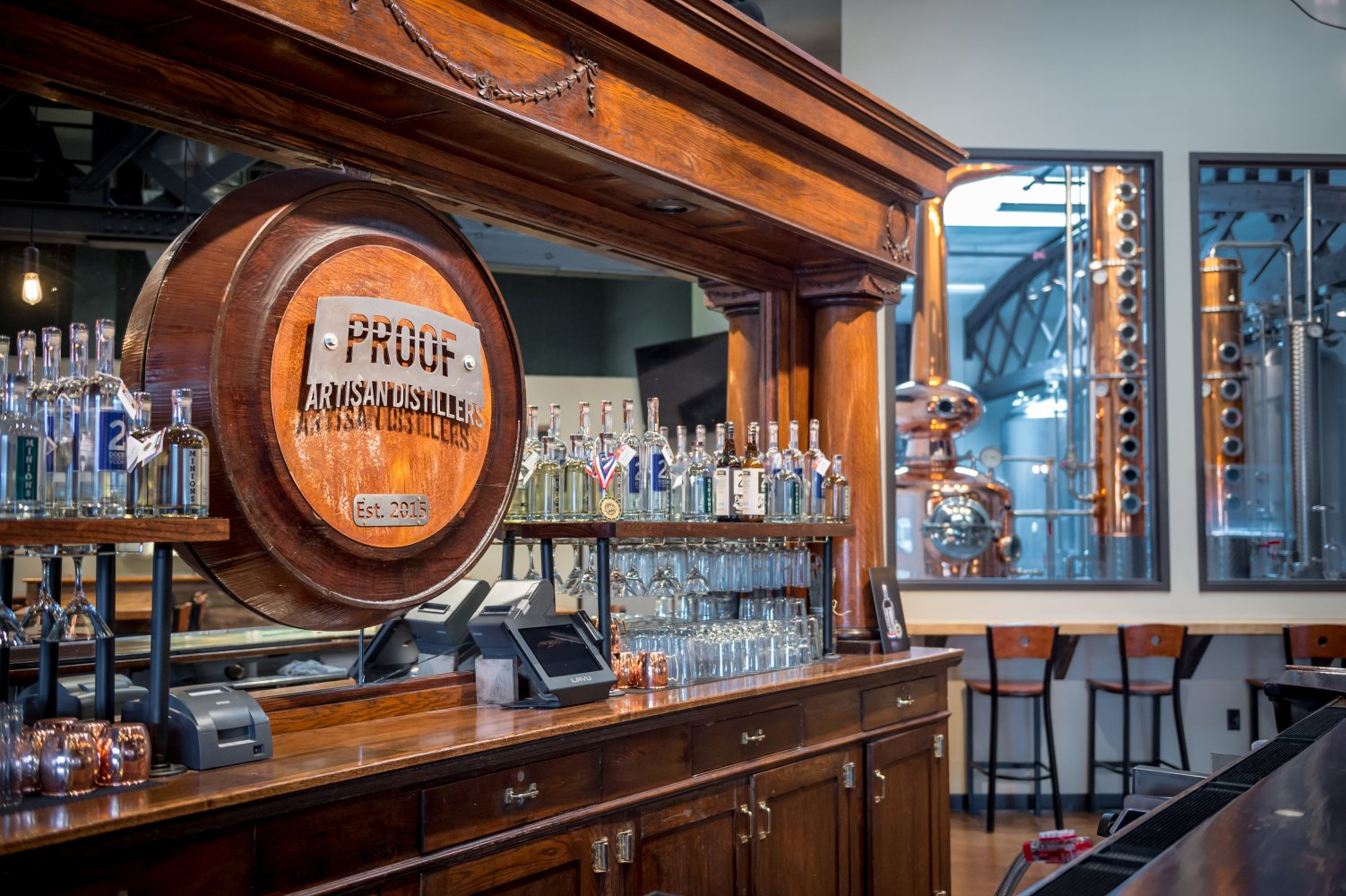 Proof Artisan Distillers Set To Warm Up Winter With