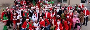 SantaCon returns: Downtown fun and philanthropy