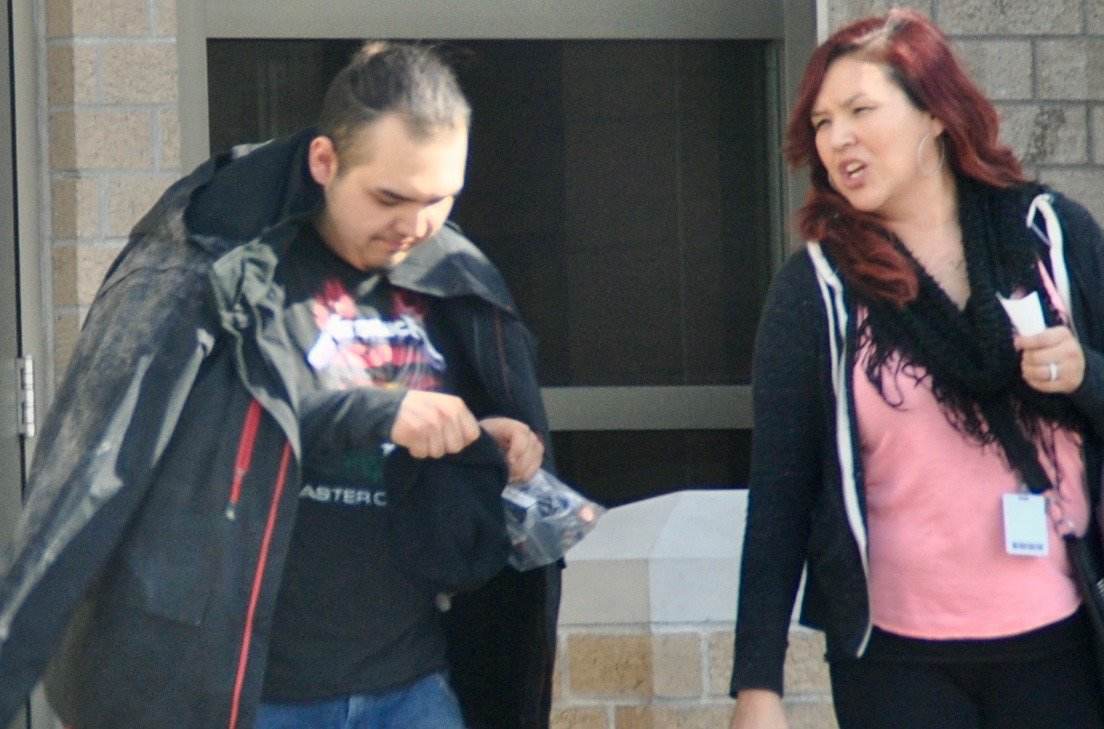 fargo police arrest native american from sweat lodge high plains