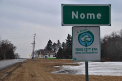 Nome - photo by C.S. Hagen