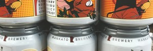 Mankato Brewery grabs attention with comic book cans