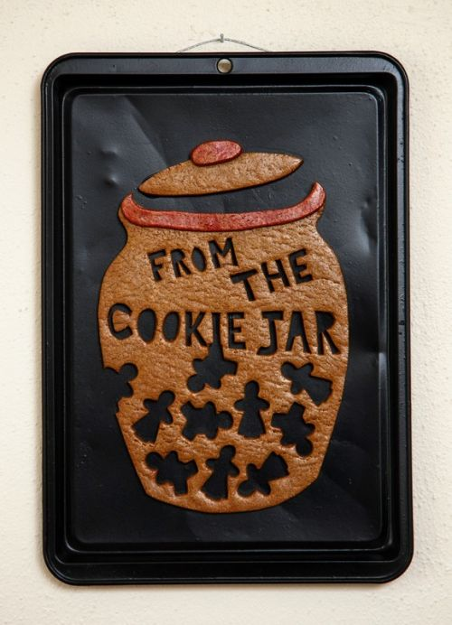From the cookie jar - photo by Luna Suomala