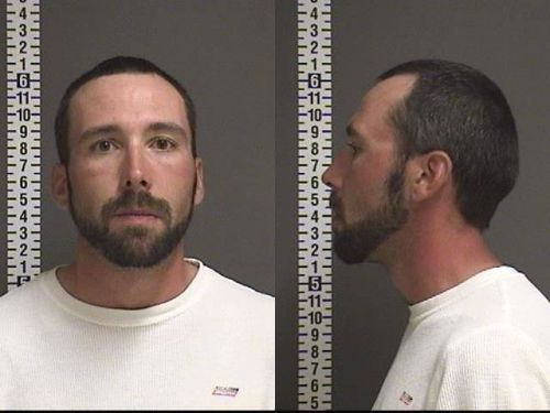 William Henry Hoehn - photo provided by Cass County Jail