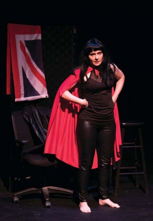 Johnson theatre-photograph by Kensie Wallner