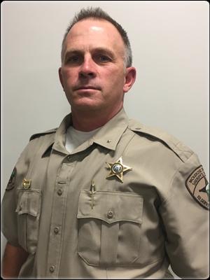McKenzie County Sheriff Gary Schwartzenberger