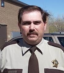 Mercer County Sheriff Dean Danzeisen