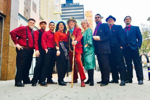The Squirrel Nut Zippers