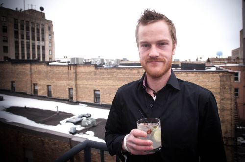 Jarad Tandberg of HoDo Lounge