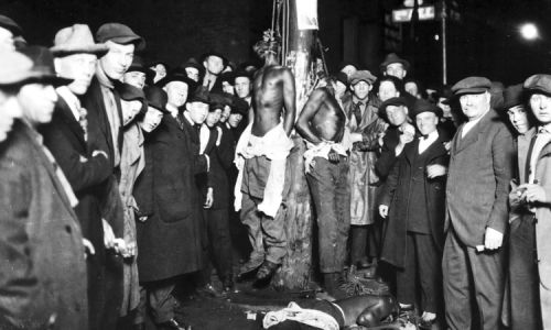 Duluth lynching photo - online sources