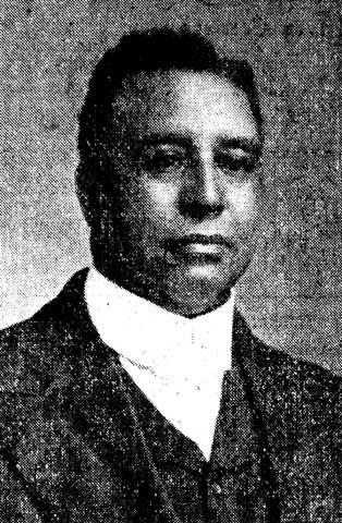 Reverend William M. Majors - Minnesota Historical Society