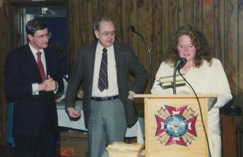Heidi Heitkamp as North Dakota's tax commissioner - Senator Heitkamp's Office