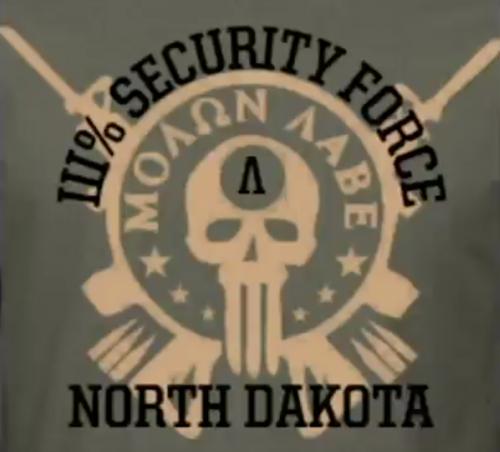 North Dakota Security Force III% - video snapshot