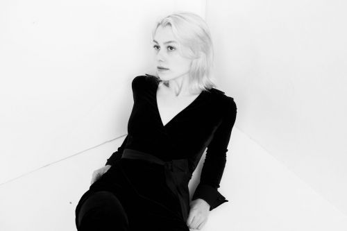 Phoebe Bridgers - photograph by FrankOckenfels