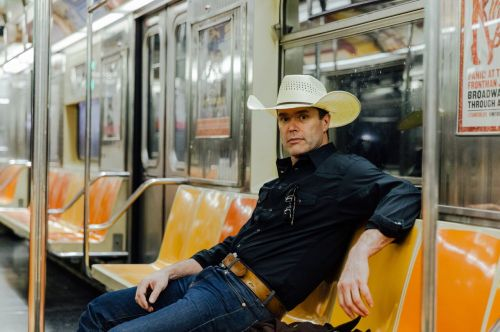 Corb Lund - photograph by by Denise DeBelius