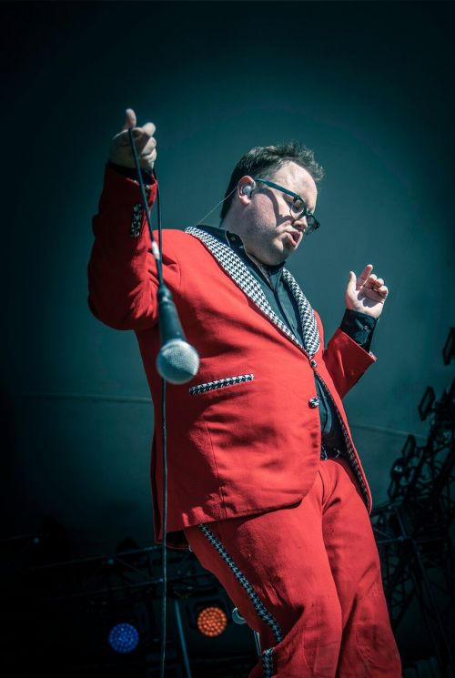 Saint Paul and the Broken Bones - photograph by Raul Gomez