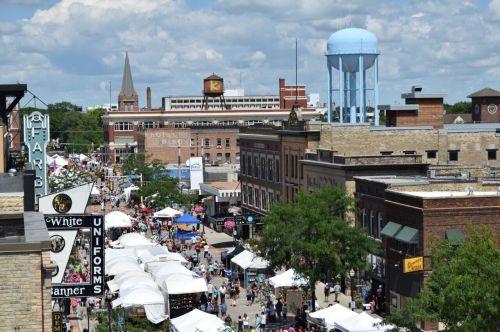 Fargo's Summer Street Fair - City of Fargo