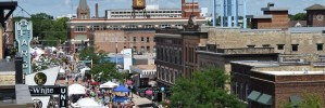 ​Living La Vida Local: Downtown Fargo Street Fair's Local Block of Artist Vendors