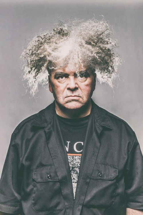 The Melvins' frontman King Buzzo
