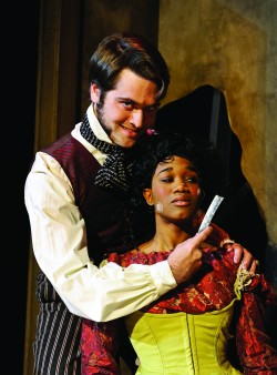 NDSU's Sweeney Todd / Photo by Dan Koeck