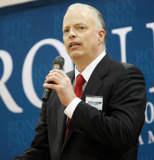 Paul Sorum, 2012 candidate for Governor of North Dakota - Facebook