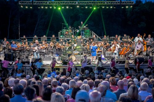 Symphony Rocks - photograph by Urban Toad Media