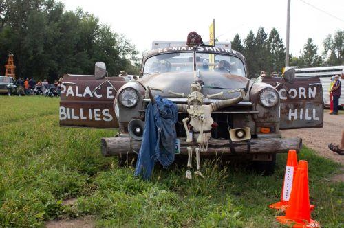 Corn Palace Hillbillies, Mitchell,  SD
