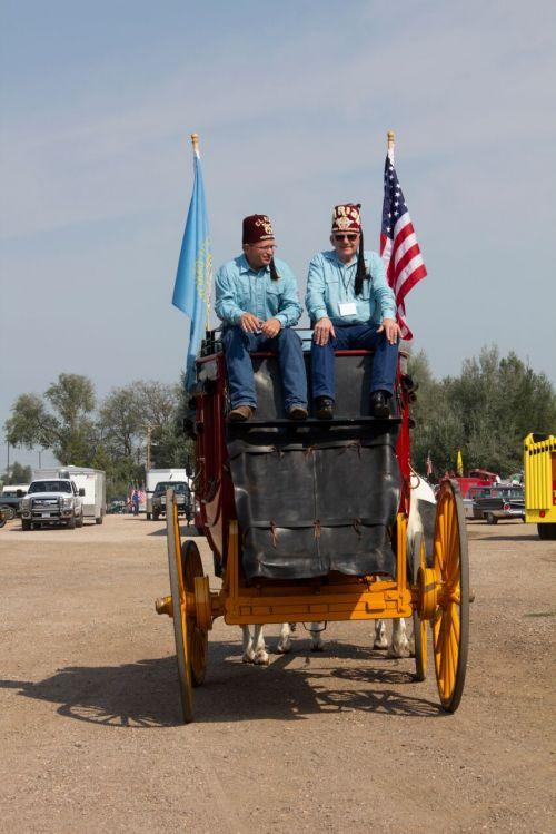 El Riad Horse Corps, Sioux Falls