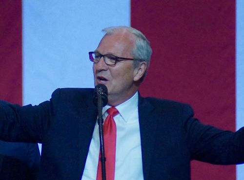 Kevin Cramer - photograph by C.S. Hagen