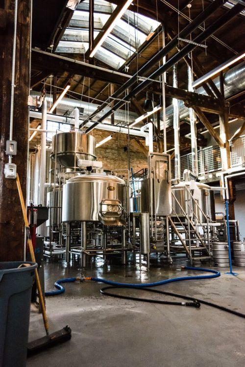Drekker Brewing Company equipment - photograph by Logan Macrae.jpeg