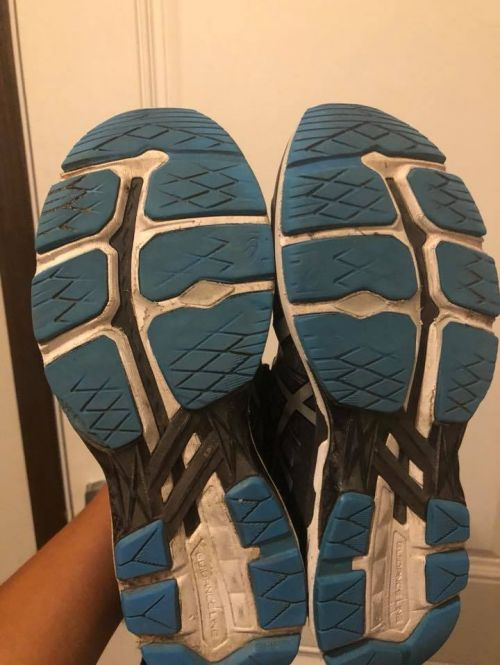 Ruth Buffalos nike shoe soles - Facebook