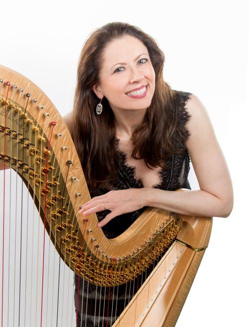 Showalter - music - Yolanda Kondonassis by Laura Watilo Blake