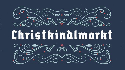 Christkindlmarkt logo courtesy of Christkindlmarkt