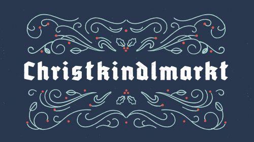Christkindlmarkt logo courtesy of Christkindlmarkt