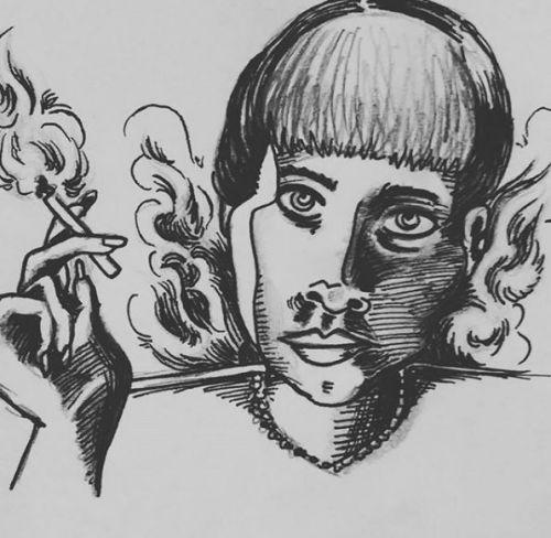 Hornung-editorial-art by Jessi Schmit