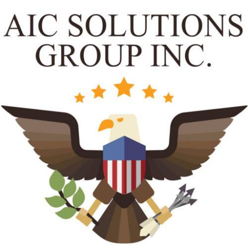 AIC Solutions Group logo - website