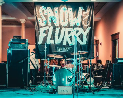 Stage - photography by Fargo.Live