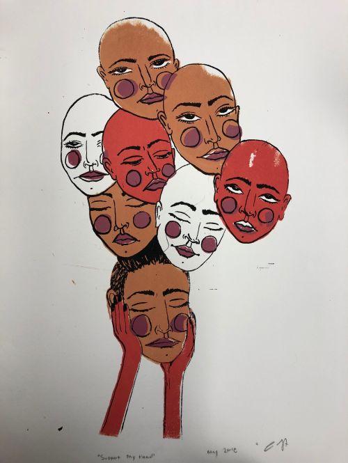 artwork by Amanda Frost