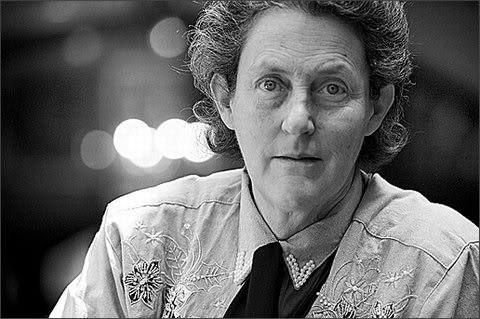 Dr. Temple Grandin photo courtesy of An Evening with Dr. Temple Grandin Facebook page