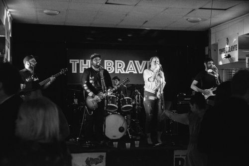 The Brave - photograph provided by Joe High at High Photography
